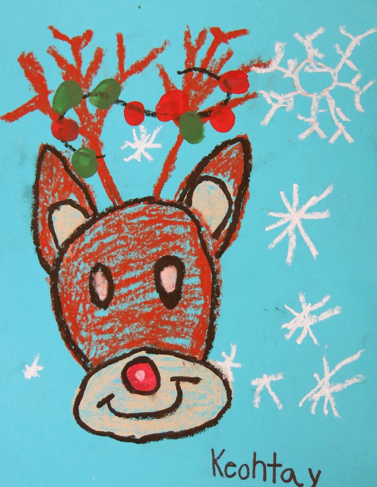 Cassie Stephens Art Projects For Kindergarten