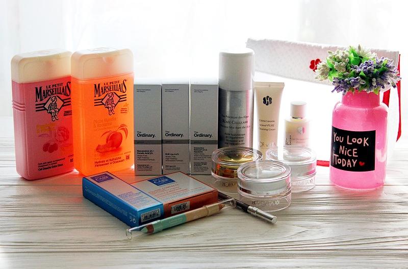 «Хвастопост»: Мои покупки и анонс тестируемых средств - Hormeta, Eye Care, The Ordinary, Faberlic. My beauty haul.