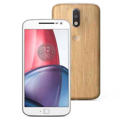 Smartphone Motorola Moto G4 Plus XT1640 Bambu