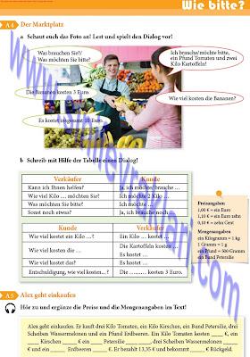 9. Sınıf Almanca A1.1 Ders Kitabı Cevapları Sayfa 53