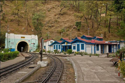 haunted railway stations, barog railway station shimla
