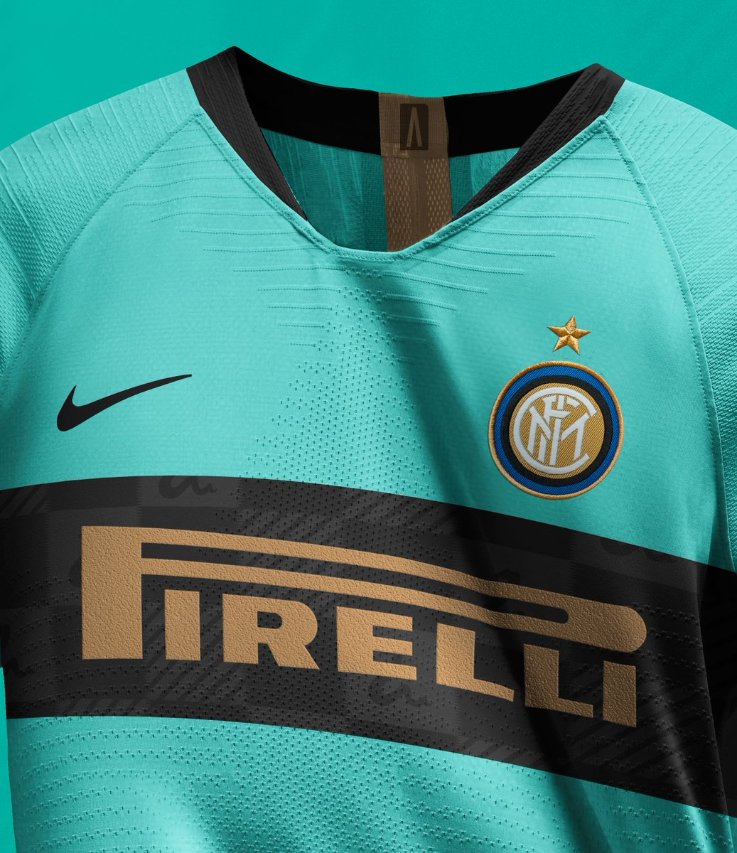 size 40 a2e9b 4de71 Nike Inter Milan 19-20 Away Kit Concept Based on Leaked Info ...