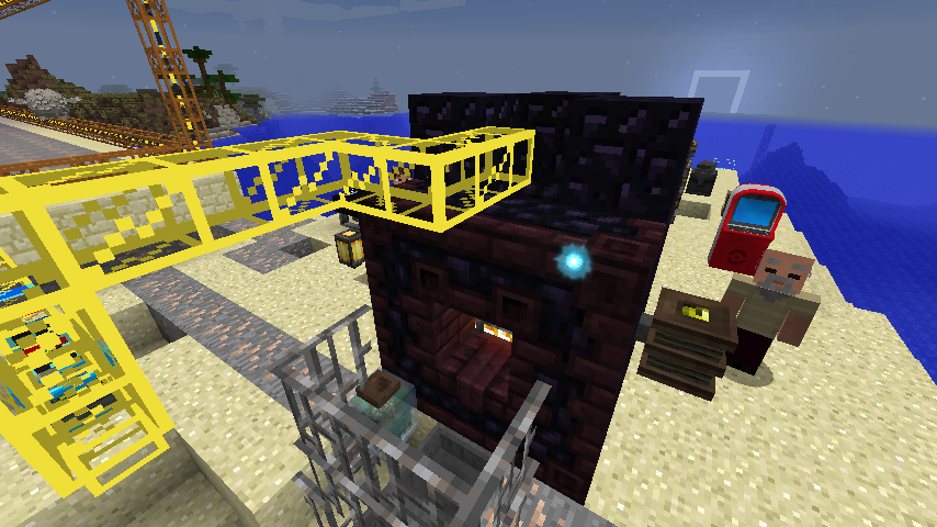 Minecraft Modded Automation: Completely Automated Ultra Ball