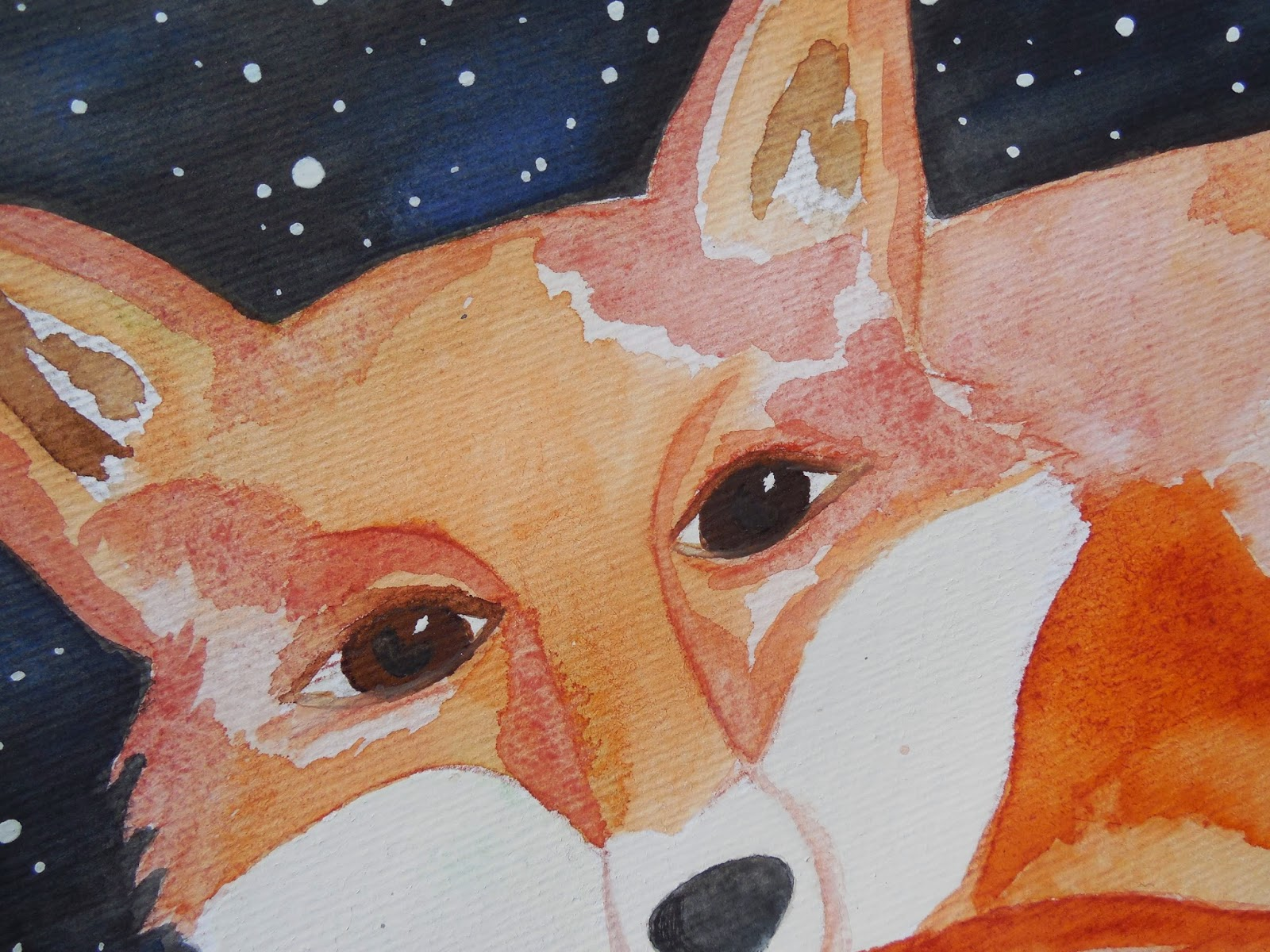 Conscious Art Studios: Fox Totem Symbolic Meaning
