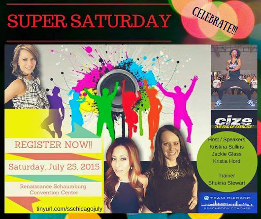 Be You, Be Healthy: Super Saturday!