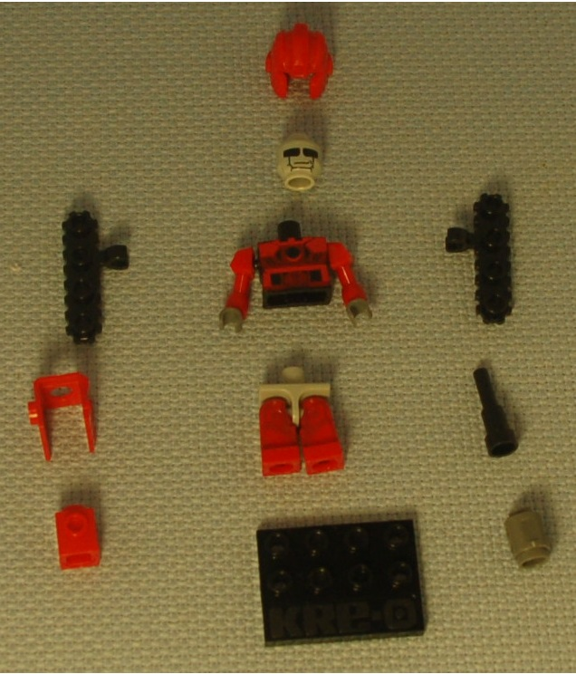kre o transformers micro changers instructions