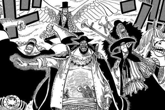 one piece 905 manga chapter