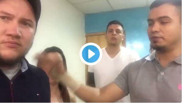 Carvajalino se reconcilió con sus supuestos agresores bajo pena de 20 años de cárcel