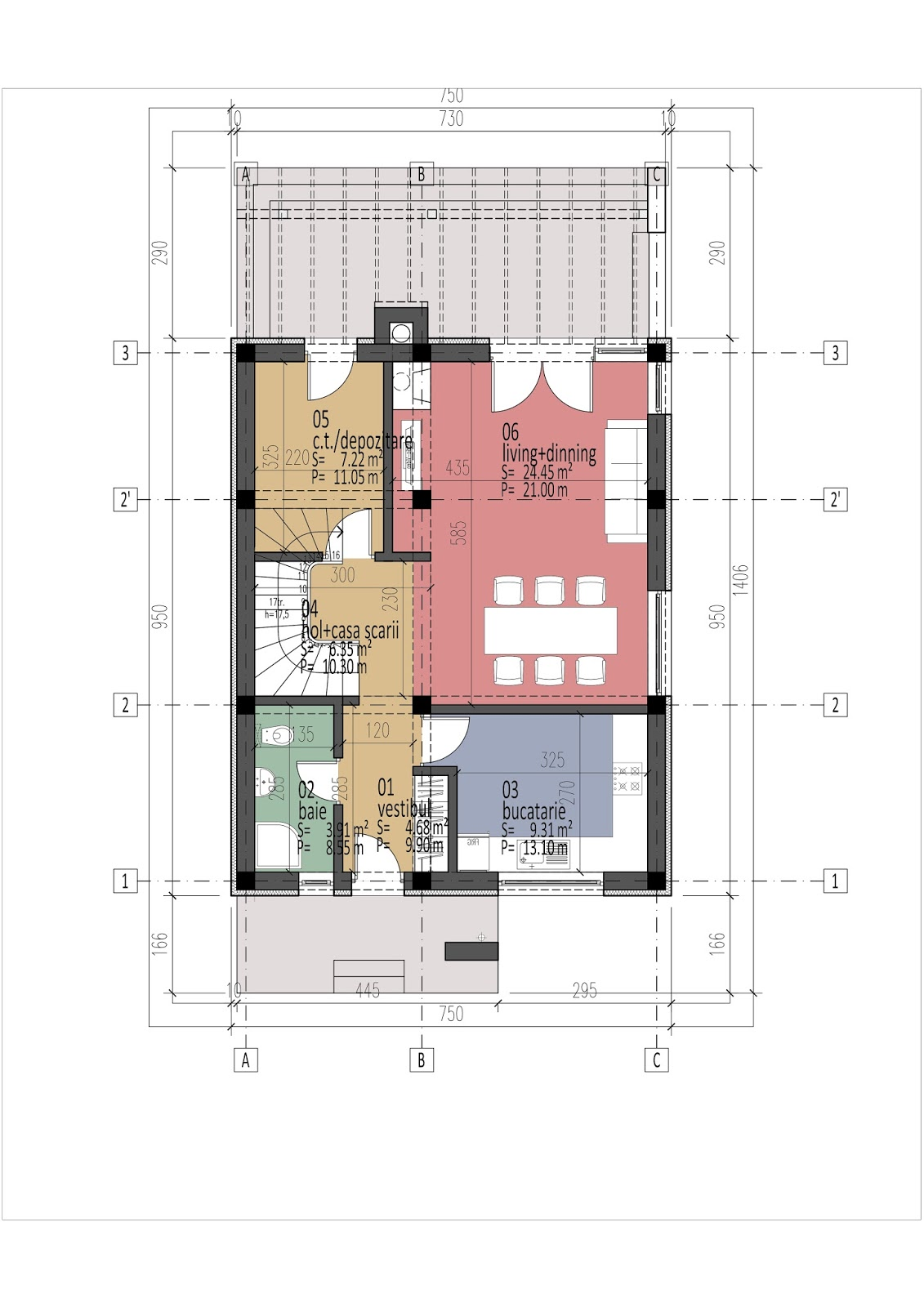 Two-story house plans are more inexpensive than one-story homes. It is more systematic to construct and live in a two-story layout. Whatever your reason for choosing a two-story home, we know there's a design that has everything you want. Here are some free floor plans and layout for you.