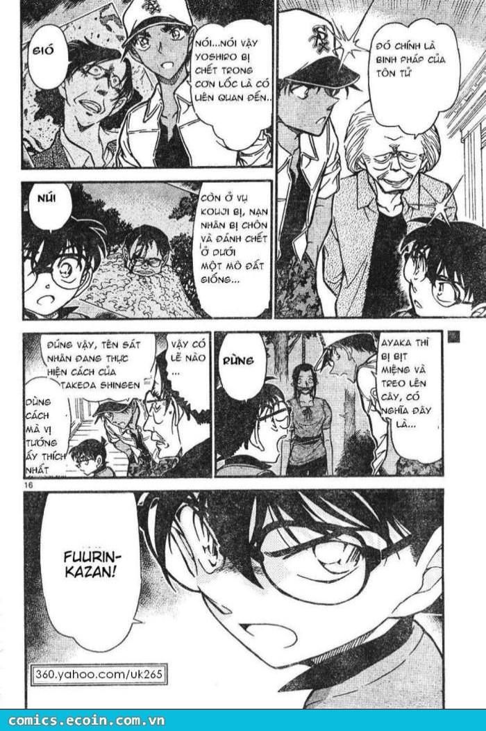 Conan Chương 615 - NhoTruyen.Net