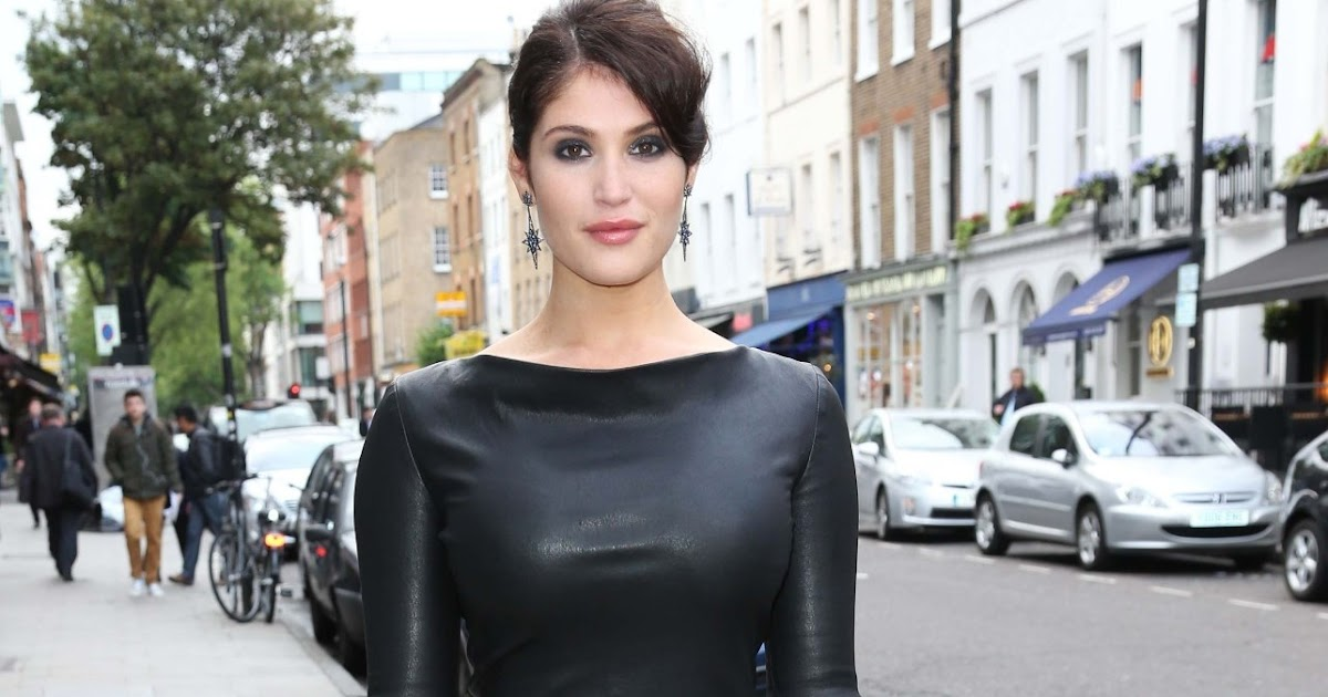 Gemma Arterton No Shorts