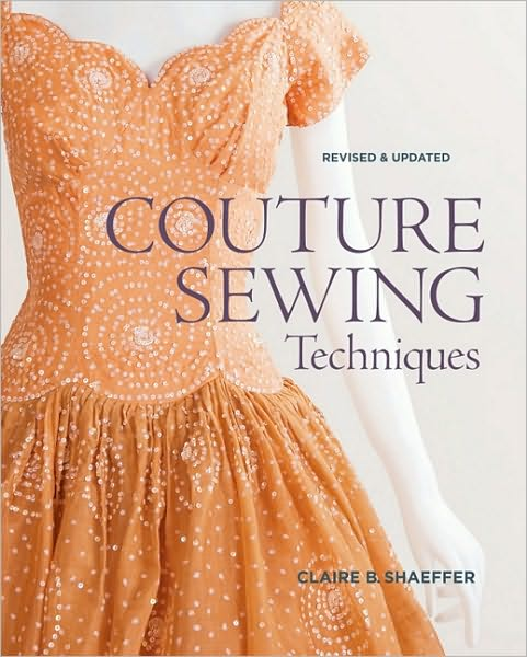 Pintucks: Book Review: Couture Sewing Techniques