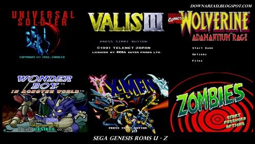 Top sega genesis and super nintendo _ pc + pack roms + emulador hd.