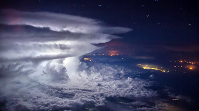 Шторм поблизу берегів Венесуели.
