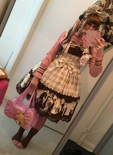 mintyfrills kawaii sweet lolita fashion cute japan