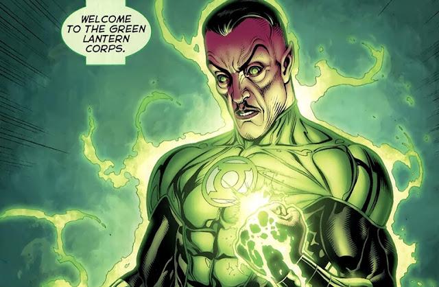 sinestro green lantern villains dc
