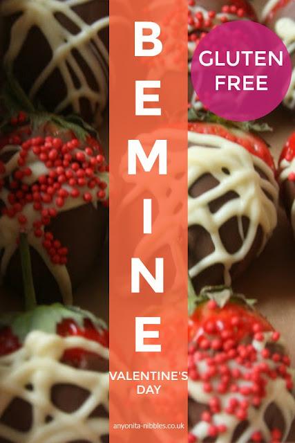 Gluten Free Valentine's Treats