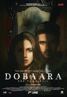 Dobaara 2017 Hindi Movie pDVDRip [700MB]