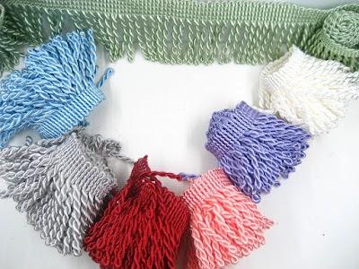 Como hacer Flecos de Crochet