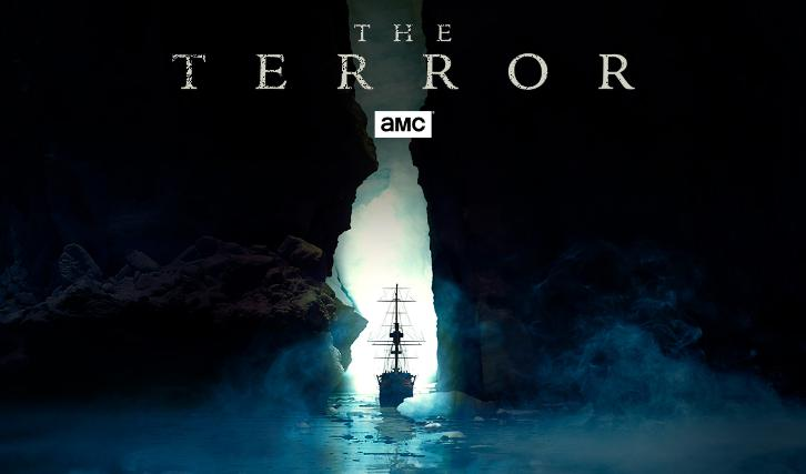 The Terror - Promo, Cast and Promotional Photos, Featurettes, Posters, Key Art, Synopsis + Premiere Date