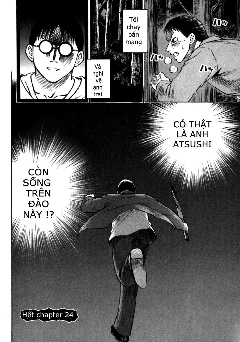 Higanjima chapter 24 trang 18