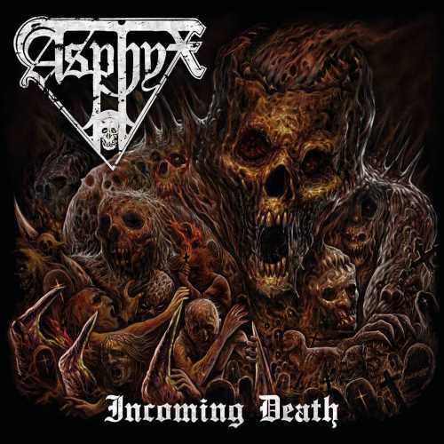 ASPHYX: Εξώφυλλο και tracklist του επερχόμενου album