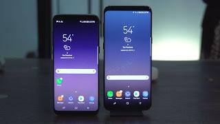 4 Teknologi canggih di android Samsung Galaxy S8 dan S8+