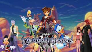Kingdom Hearts 3 Xbox 360 Wallpaper