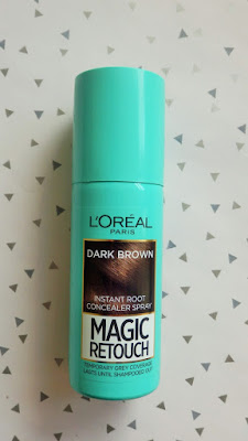 L'Oreal Magic Retouch Instant Root Concealer Spray