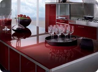 foto de vidro pintado na cor vermelho mais de 30 cores