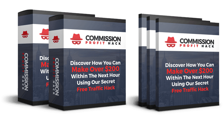 Commission Profit Hack [Crazy Affiliate Marketing]