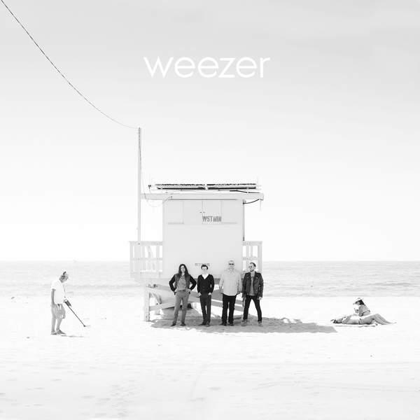 Weezer - Weezer (White Album) Cover