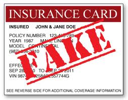 Bay Auto Brokers >> Moller Insurance Weekly: Fake auto insurance appears to be ...