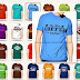 sample template model kaos distro