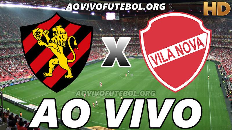Assistir Sport vs Vila Nova Ao Vivo HD