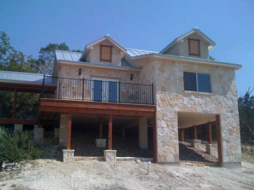 New Braunfels Texas Home Builders Construction Company