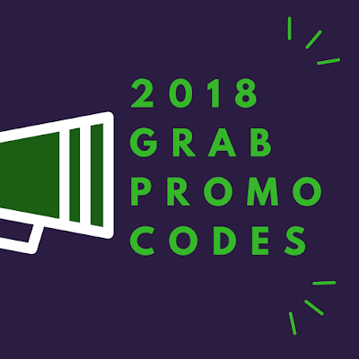 Grab Promo Codes for 2018