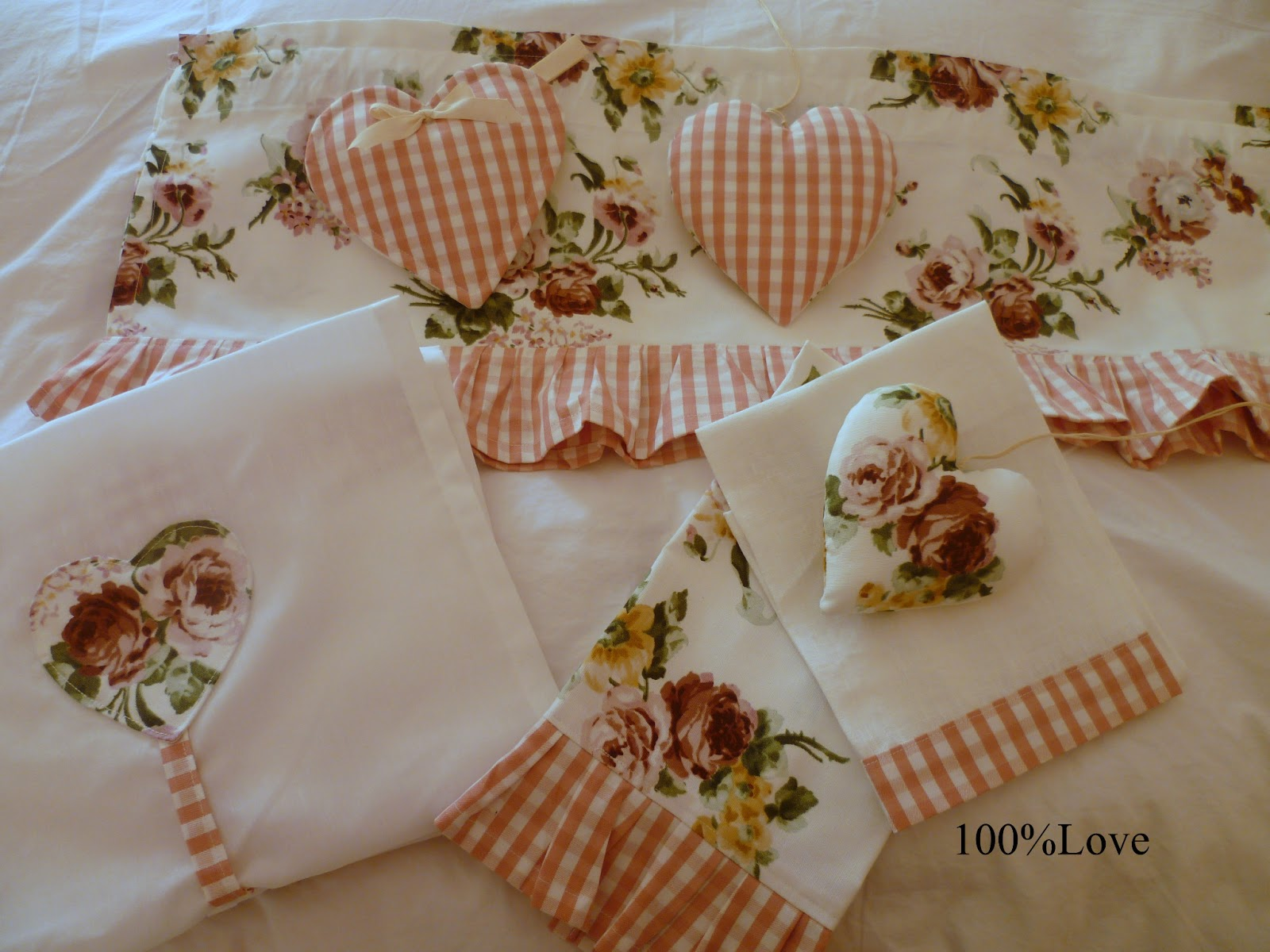 Cucito Country Cucina 100 Love Tende Country Coordinate