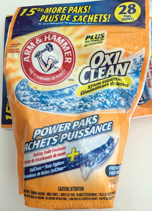 arm and hammer oxiclean