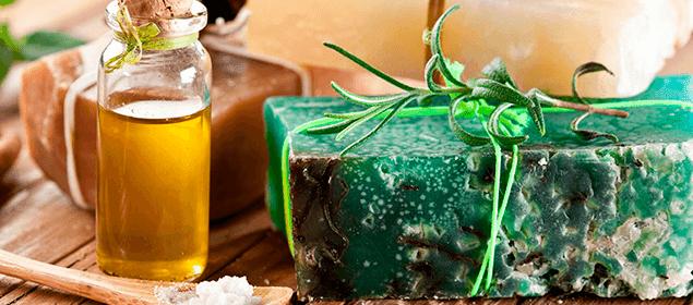 jabón para aclarar manchas en la piel