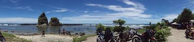 Pantai Tanjung Layar www.andrewhomestay.blogspot.com