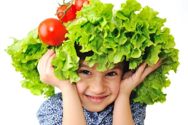Tập cho trẻ ăn rau như thế nào, đây là bí quyết của chị Phan Kim Oanh