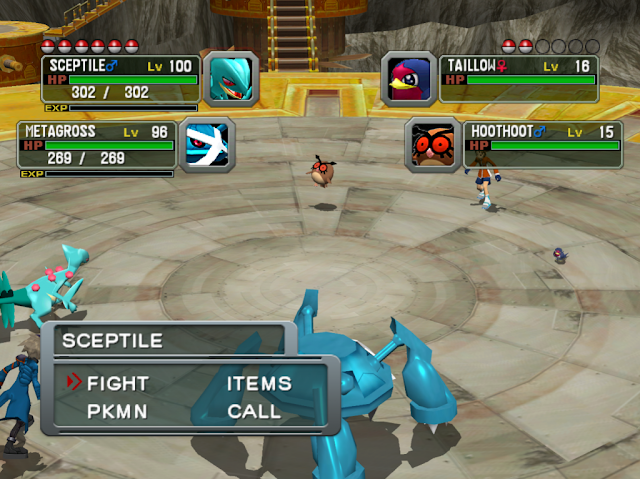 Pokemon Colosseum screenshot 3