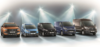 Η Ford Νο1 Μάρκα Επαγγελματικών Οχημάτων το 2015 στην Ευρώπη