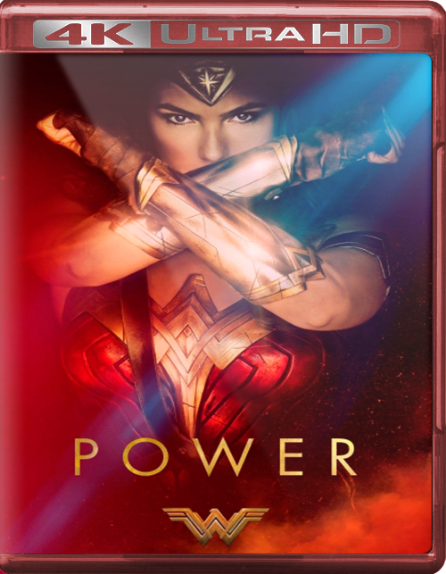 Wonder Woman [2017] [UHD] [2160p] [Español]
