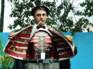 Gran Teatro Dentro – Fausto Barile - 4. Puxa Papel pela Boca