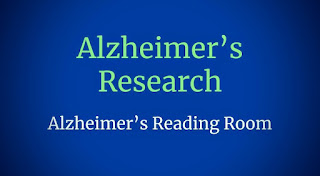 Alzheimer's Research Alzheimer's Reading Room