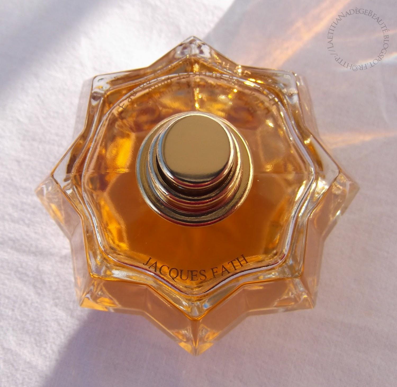 JACQUES FATH PARIS  Fath de Fath Eau de Parfum