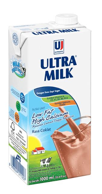 susu rendah lemak