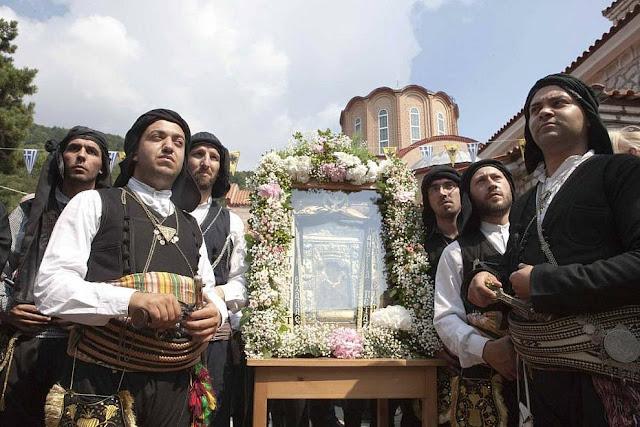 Την Παναγία Σουμελά στο όρος Βέρμιο θα επισκεφθεί ο Οικ. Πατριάρχης κ.κ. Βαρθολαμαίος